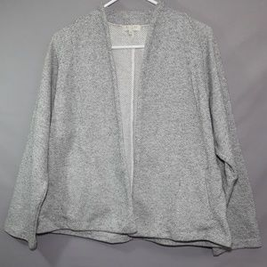 Miles madewell womens small sweater open front